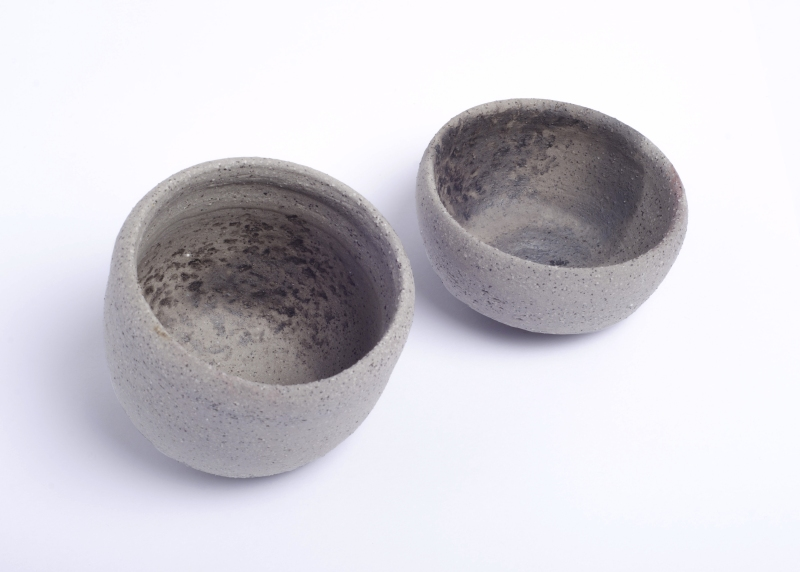 Pit-fired-bowls